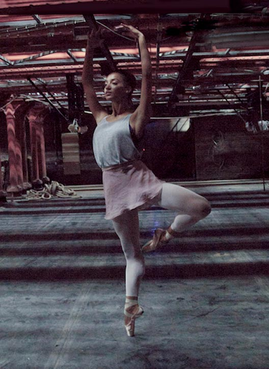 Ballet is an art form that requires immense dedication
