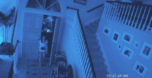 PARANORMAL ACTIVITY 2 Katie 2