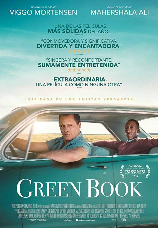 greenbooktiffposter