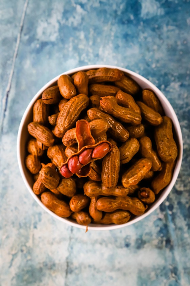Instant Pot Boiled Peanuts Recipe - Keeping It Relle
