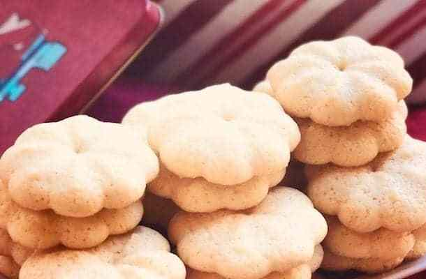Oven Baked Pizzelle Cookies (no pizzelle maker required!)