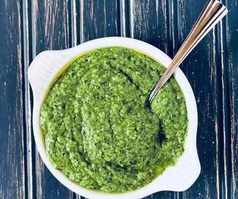 Amazing Homemade Pesto