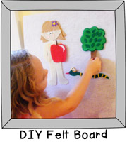 photo about Printable Felt Board Stories referred to as Printable Tale Sets - Preserving Existence Imaginative