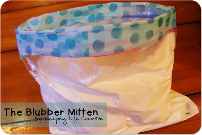 The Blubber Mitten Experiment