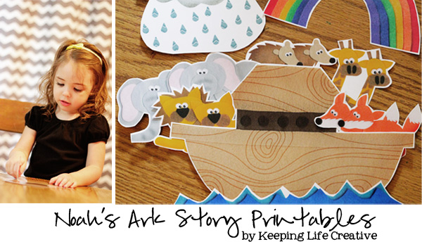 photo about Noah's Ark Printable known as The Lord Informed Noah Toward Establish Him an Ark-y Ark-y - Maintaining