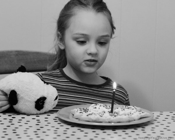 A Birthday Party for Panda