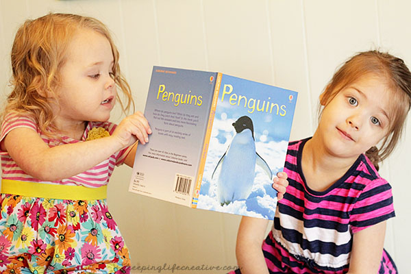 Learn About Penguins with a KWL Chart
