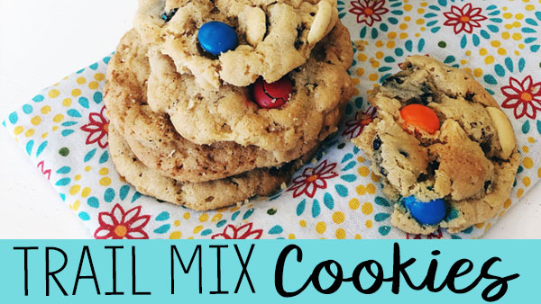 Trail Mix Cookies Recipe