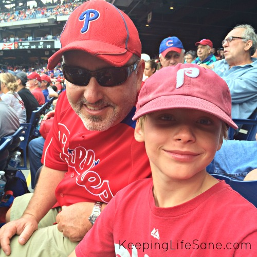 Tips for Taking Kids to Professional Baseball Game