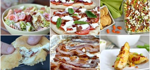 Who doesn't love bacon? Here are the best recipes with bacon that are on the Internet. Click over and see them all. I know you'll love them!
