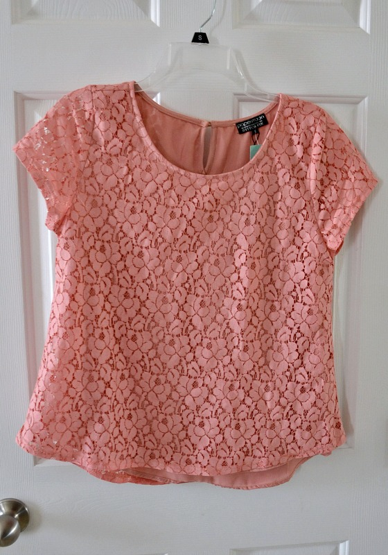 Hewson Lace Top