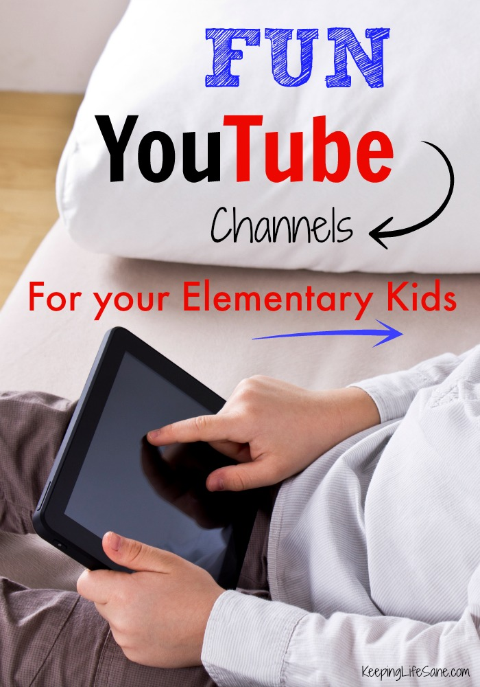 Fun YouTube Channels for Kids