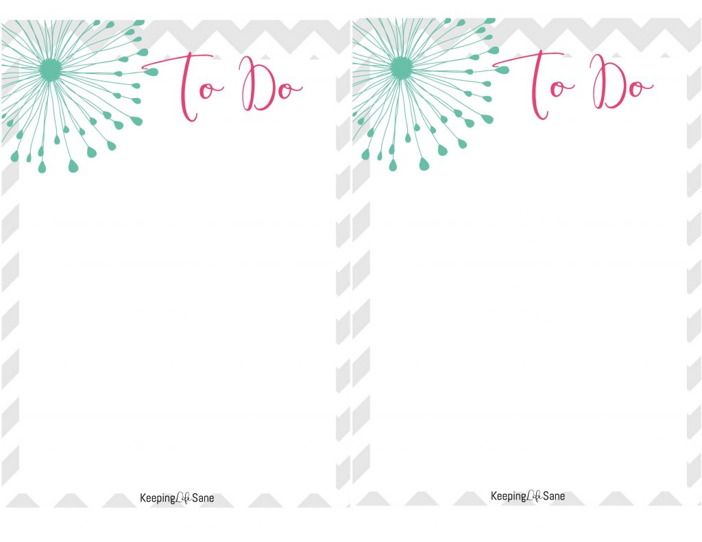 graphic about Cute Printable to Do List named Tremendous Lovable In direction of Do Listing Printable- Towards continue to keep your self prepared