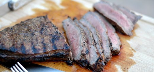 I love to grill and this is the perfect London broil marinade. After a night in the refrigerator you'll be eating this up!