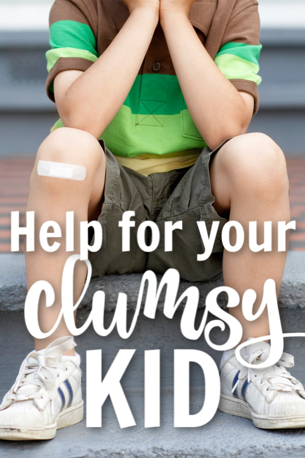 Read about how I helped my child and stopped him from being clumsy! I just thought he was a clumsy kid and I couldn't do anything about it, but I was wrong.