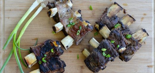 Here's the perfect option for your cookout this weekend. These grilled beef ribs are delicious and easy to cook. You'll love them.