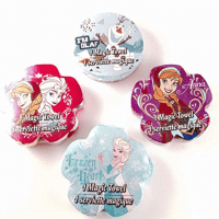 Disney Frozen Magic Towel Elsa Anna and Olaf Set of 4