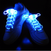 2win2buy LED Light Up Shoe Shoelaces Shoestring Flash Glow Stick Party Bar Club Halloween