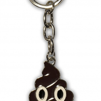 Emoji Key Chain – Everything Emoji Poo Keychain