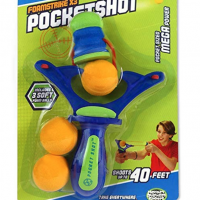 Monkey Business Sports Foamstrike X3 Pocketshot