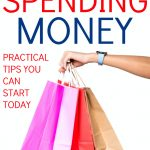 You may have read a lot of articles on how to save money, but you'll love these practical tips on how to stop spending money so you can finally start saving!