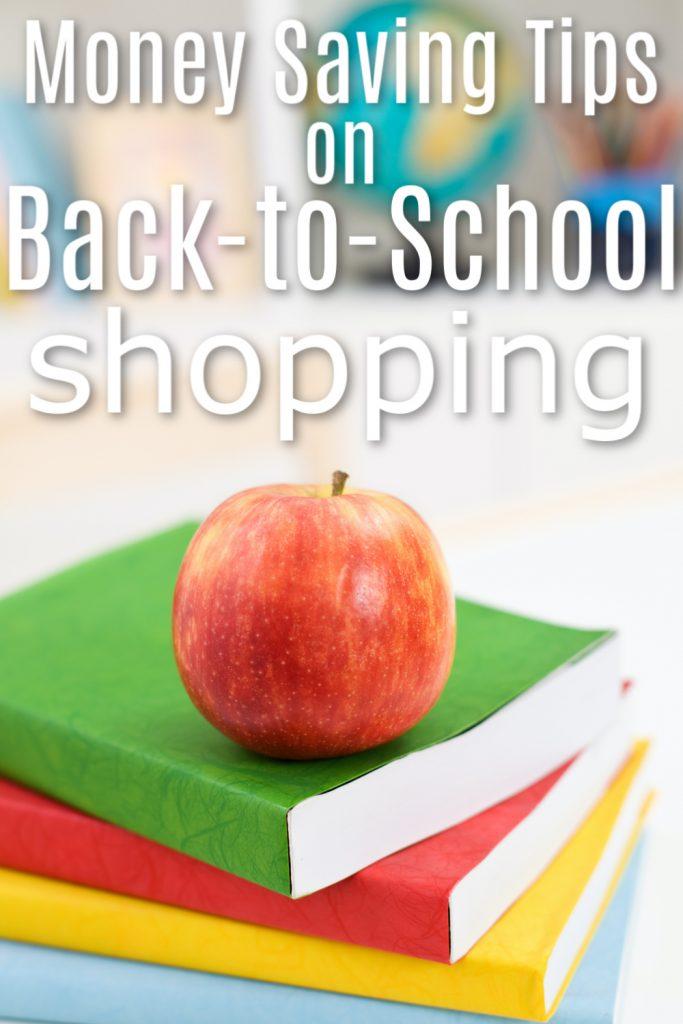 Who else is doing back to school shopping? Make sure to take advantage of these back to school tips. If you're planning ahead, you can save $600 in 12 week!