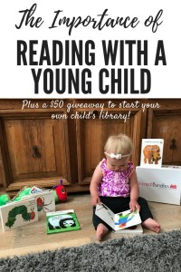 796789492d The Importance of Reading with a Child - PLUS  A  50 Giveaway to ...