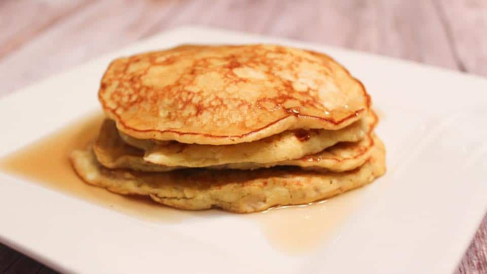 PB2 Pancakes - 1 Freestyle Point