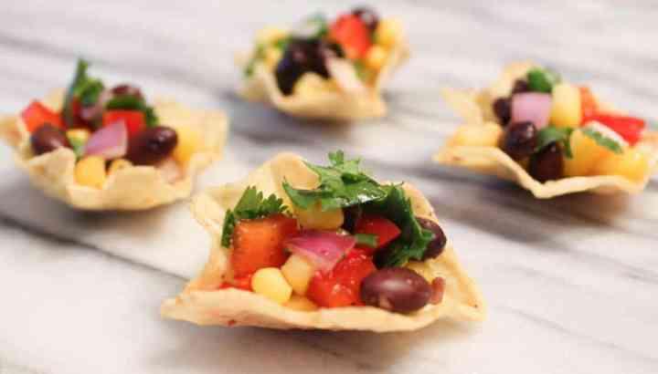 Black bean salsa 1
