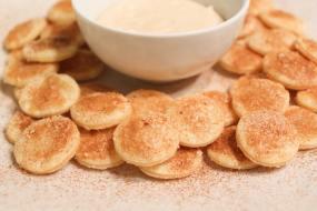 Churro-cookies