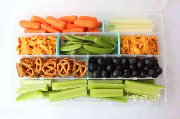 Weight Watchers Travel Snack Pack 2