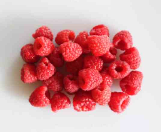 Frozen Yogurt Covered Raspberries Weight Watchers 5