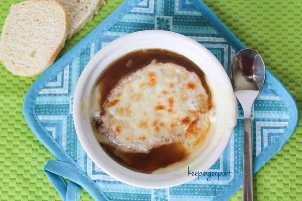 Weight Watchers French Onion Soup 3