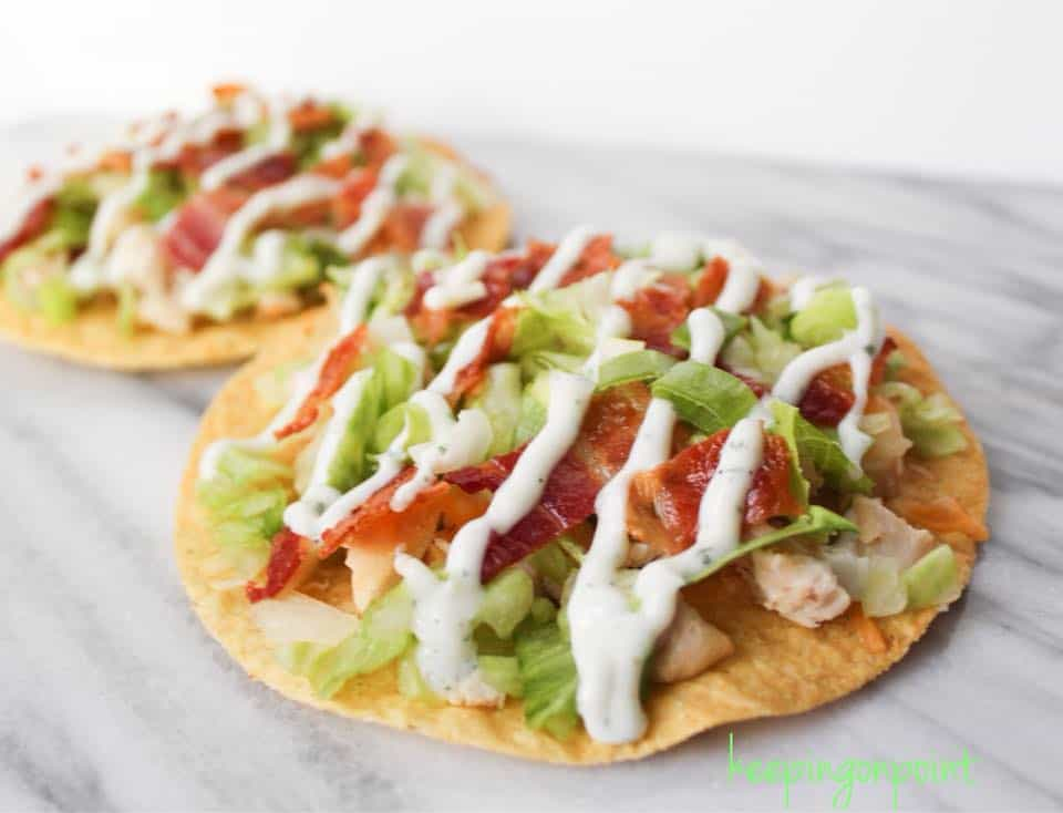 Weight Watchers Tostada 2