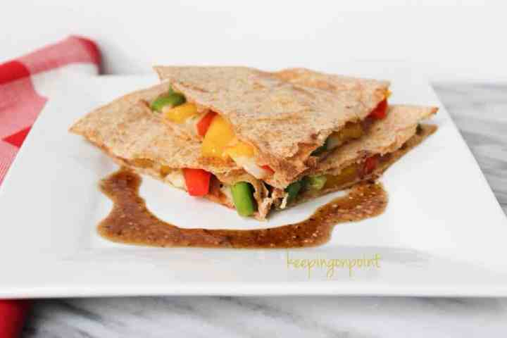Weight Watchers Veggie Quesadilla 15