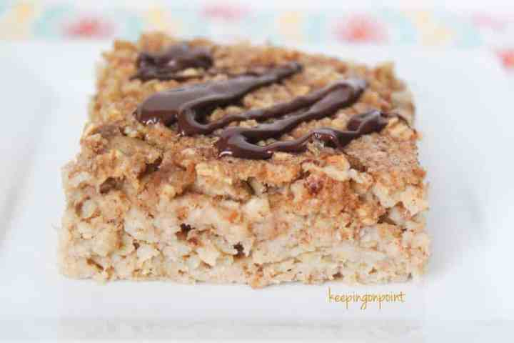 Weight Watchers Oatmeal Bars