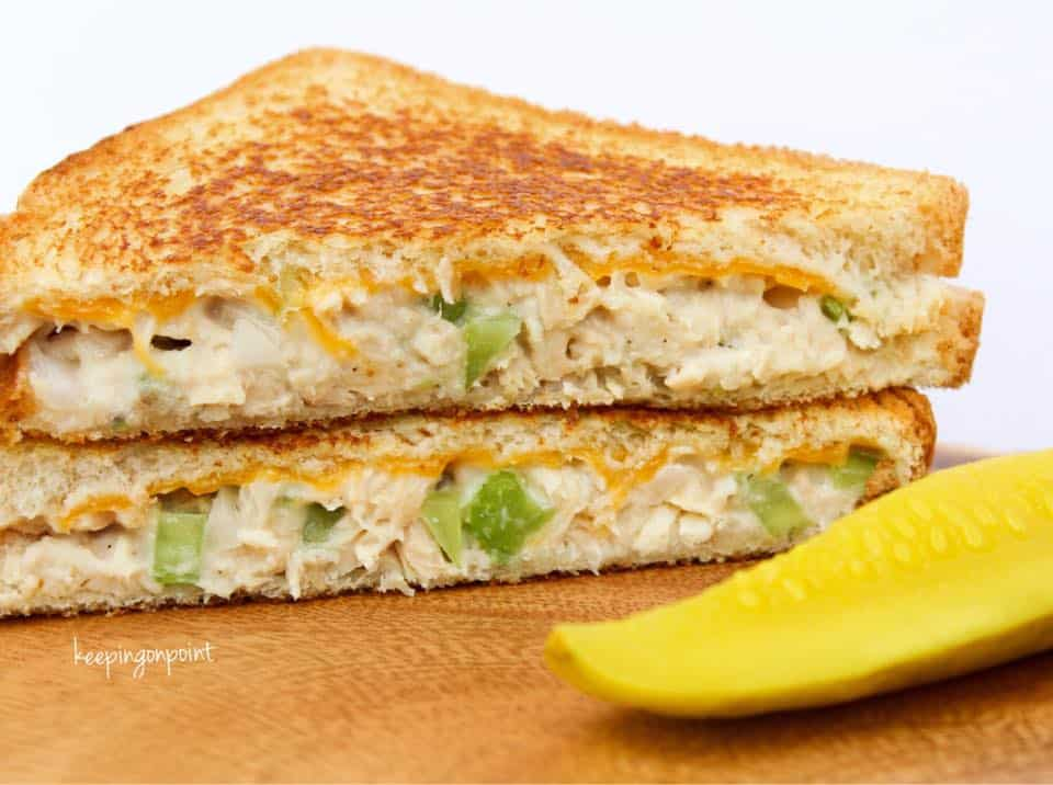 Weight Watchers Tuna Melt