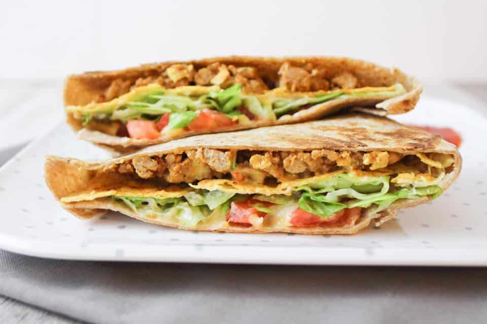 Crunchwrap Supreme - Weight Watchers Freestyle