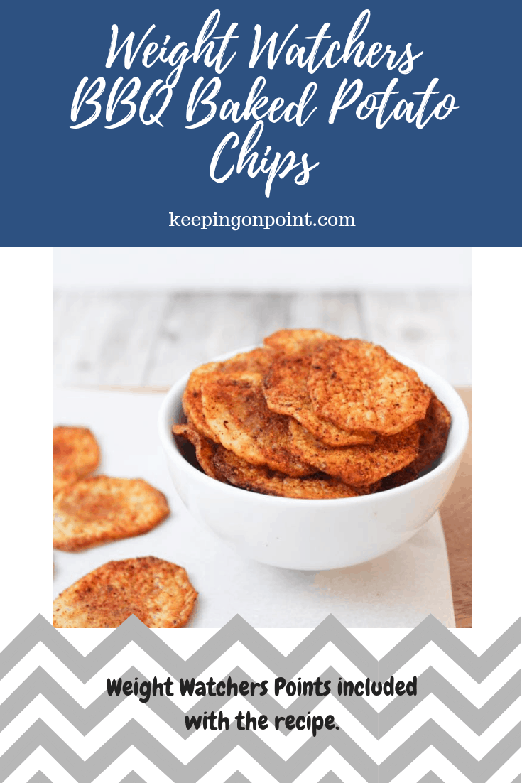 How to make bbq potato chips in the oven