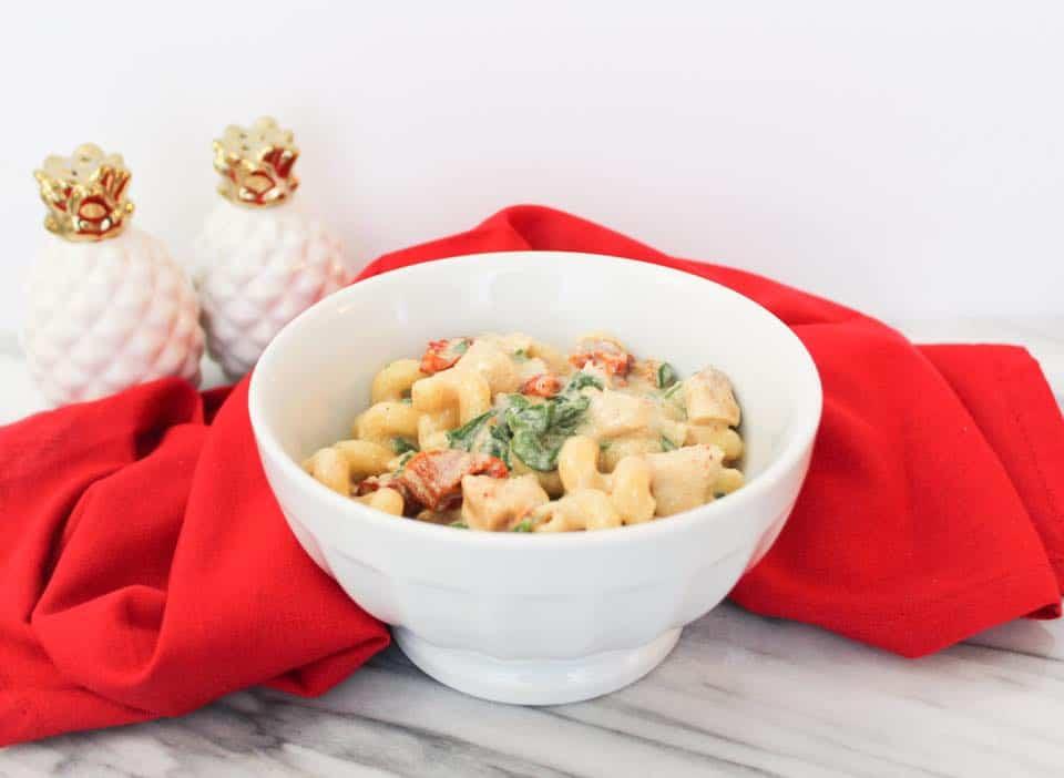 Tuscan Chicken Pasta - Weight Watchers Freestyle