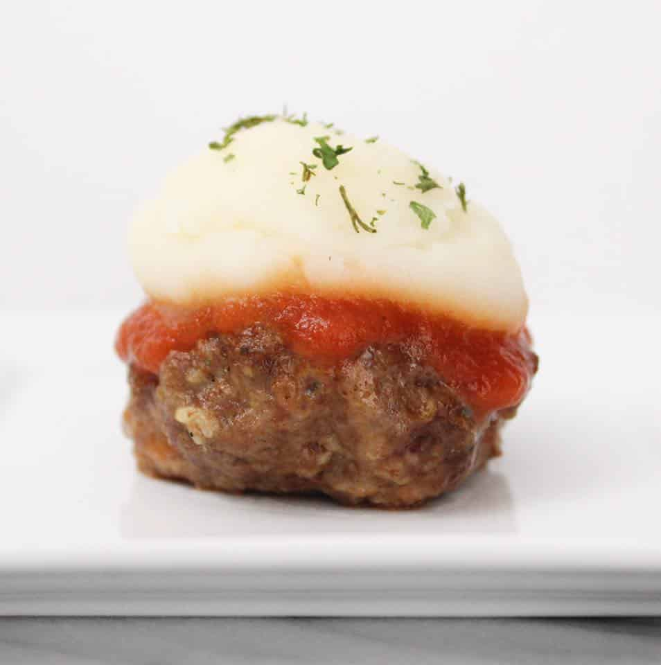 Mini Meatloaf - Weight Watchers Freestyle
