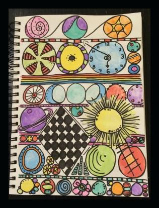 Doodle Colour