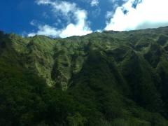 Koʻolau Mountain Range