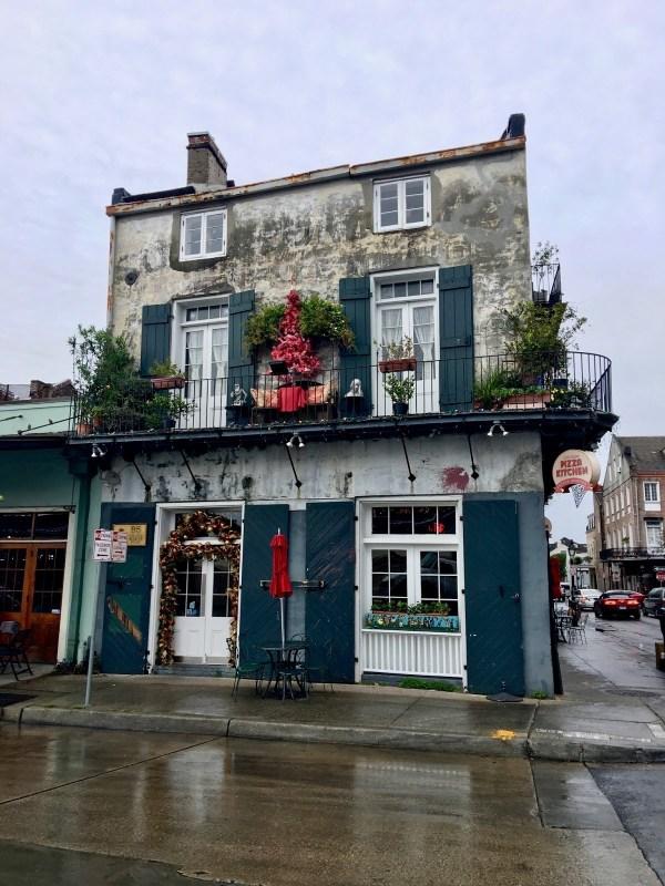 KUWK Travels: Bourbon Street + French Quarter + NYE Wedding