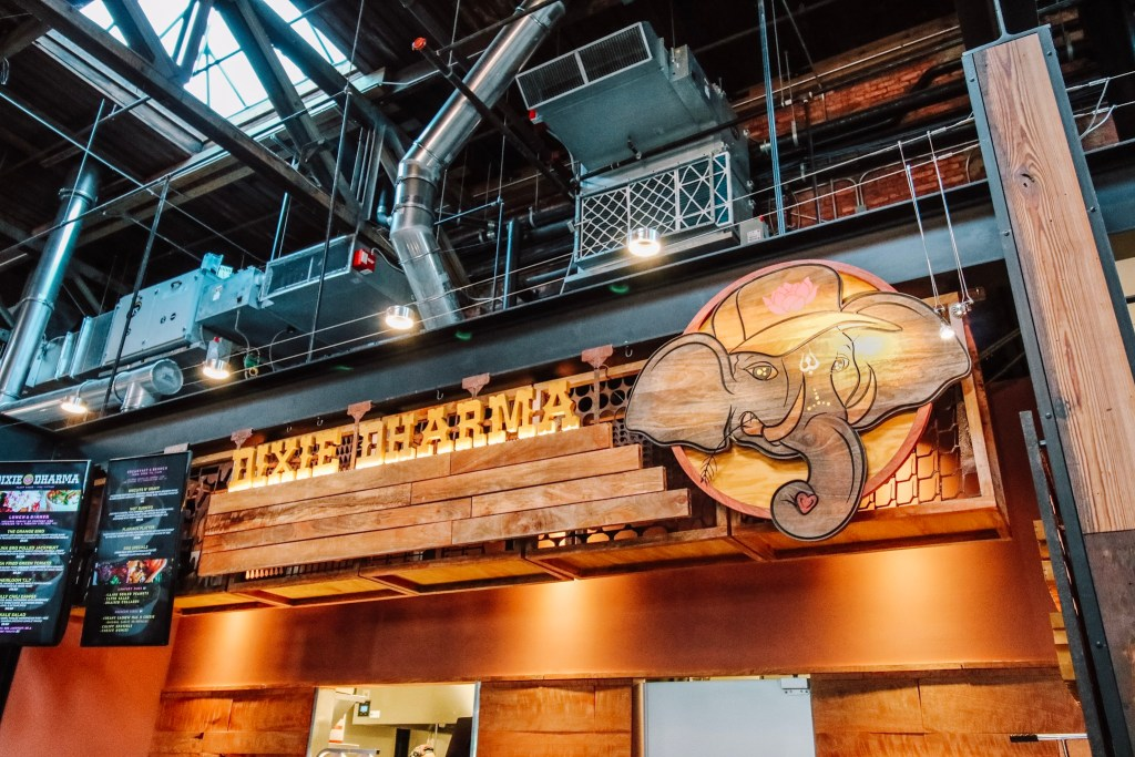 Dixie Dharma is dishing out vegan southern comfort food in Tampa