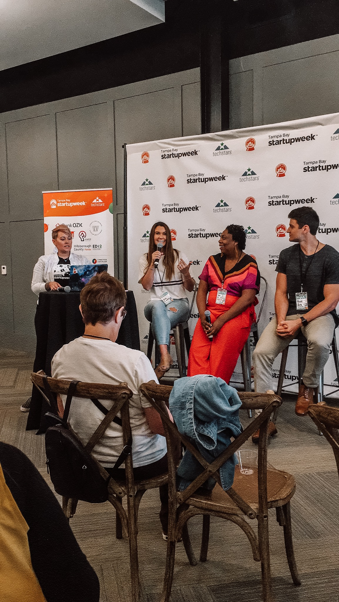Tips and tricks for speaking on your first panel as a blogger