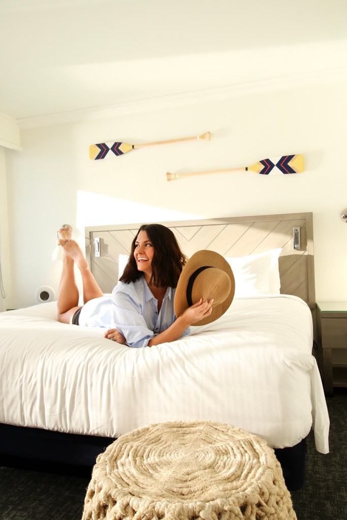 A review of our staycation at the Godfrey Hotel and Cabanas in Tampa, Florida