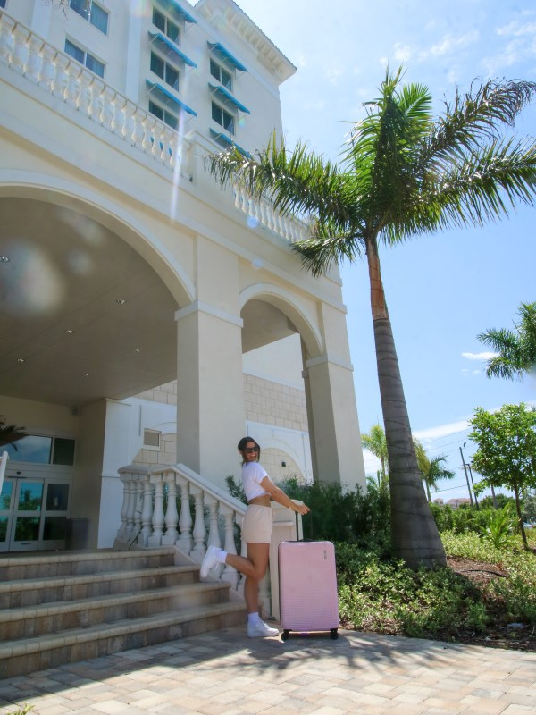 Our staycation at The Karol Hotel in Clearwater, Florida
