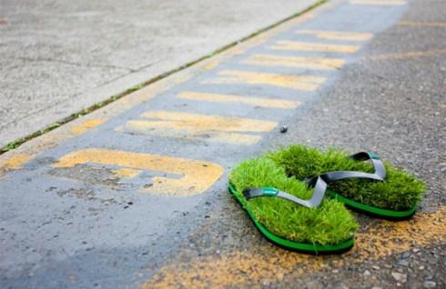 Grass Thongs
