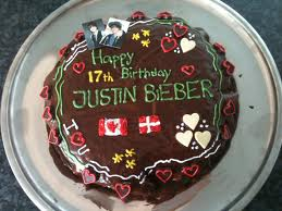 Happy Birthday, Justin......you're not a total twerp, you're just misunderstood.